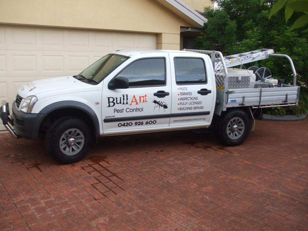 BullAnt Termite and Pest Control